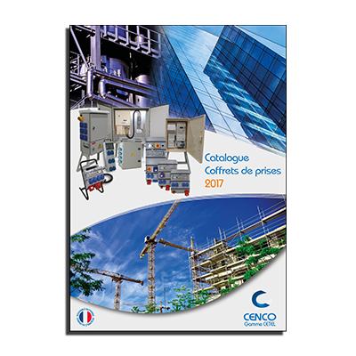 catalogue coffrets de prises 2017 cenco