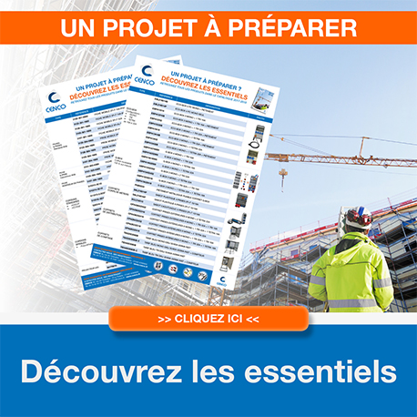 Coffret de chantier sur-mesure g-BOX
